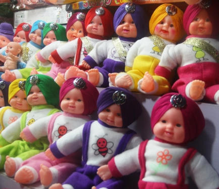 Or for this quirky local dolls