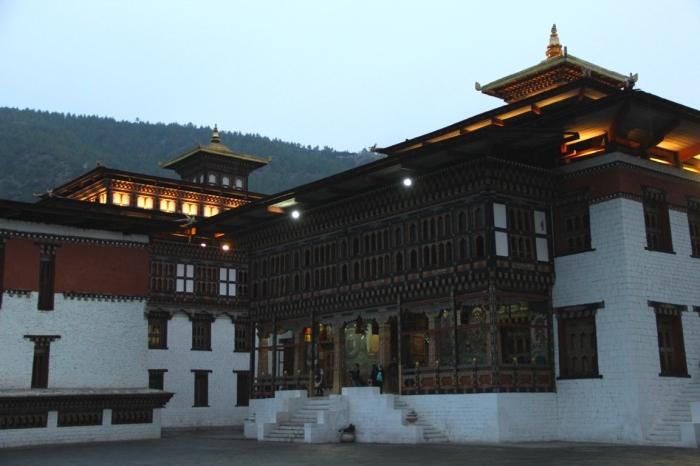 d Tashichhoe Dzong (6)