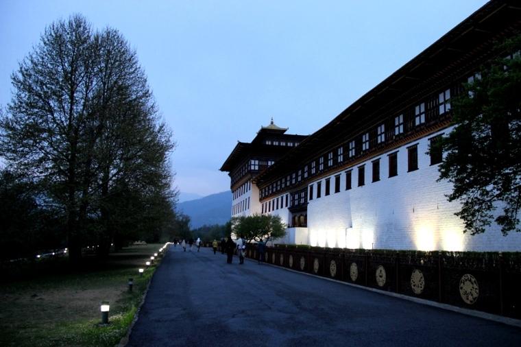 d Tashichhoe Dzong (7)