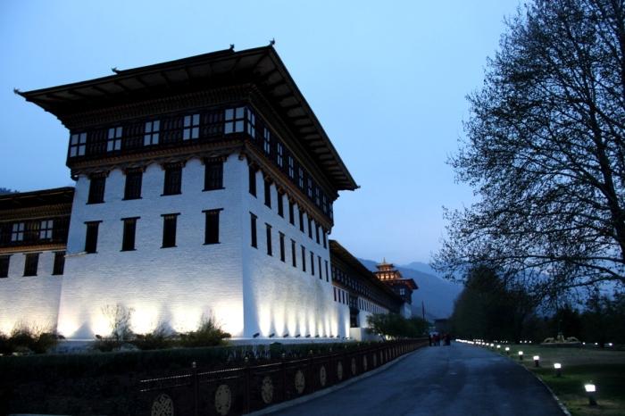 d Tashichhoe Dzong (8)