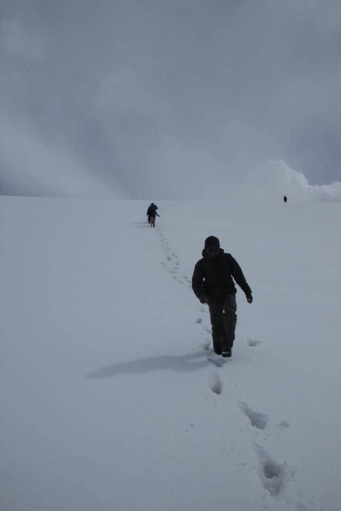 On-route to the Mustang Ata Glacier – Tajik, China Border