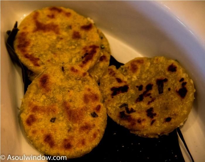 Coconut cafe. India Sri Lanka Vegan Food
