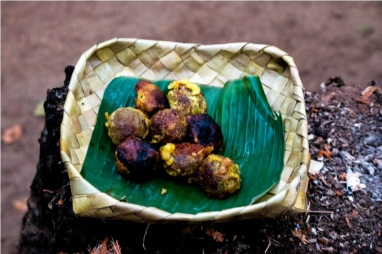 Kevum aka kevam. India Sri Lanka Vegan Food