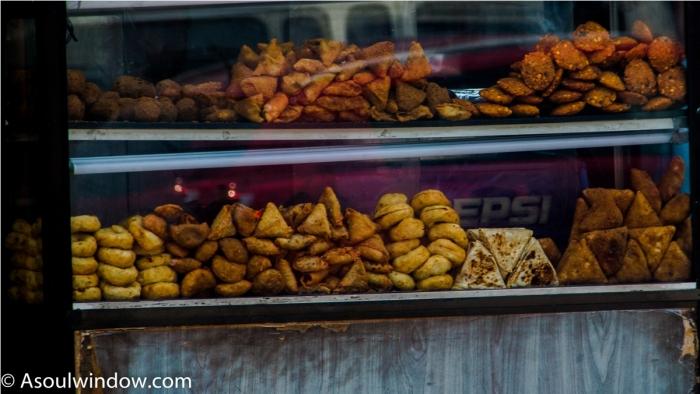 Street food. India Sri Lanka Vegan Food