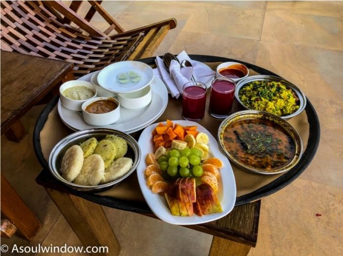 Anant Rasa, Shitlakhet, Uttarakhand breakfast food