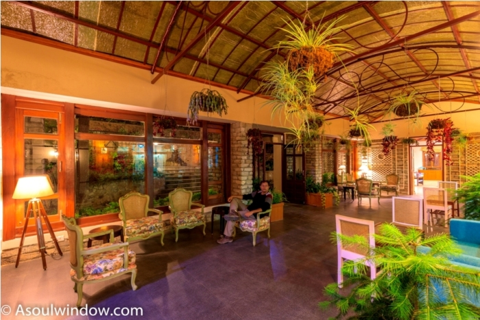 Anant Rasa, Shitlakhet, Uttarakhand Club house