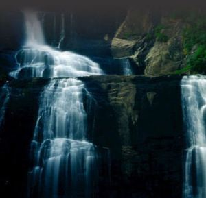 Cascades falls, Kodaikanal, Tamil Nadu, Incredible India