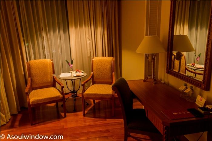 Montien Riverside Hotel Bangkok
