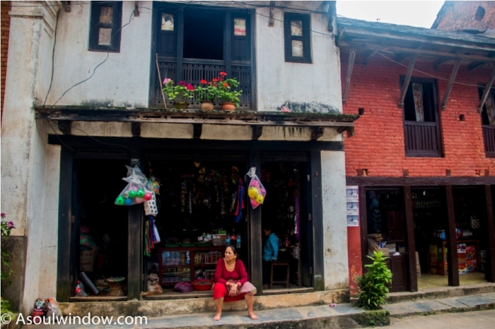 Heritage area of Offbeat Bandipur, Nepal (2)