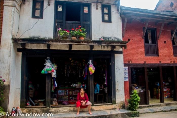 Heritage area of Offbeat Bandipur, Nepal (2)