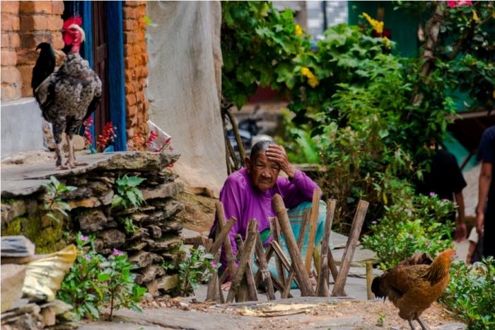 Heritage area of Offbeat Bandipur, Nepal (9)