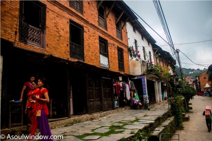 Heritage area of Offbeat Bandipur, Nepal