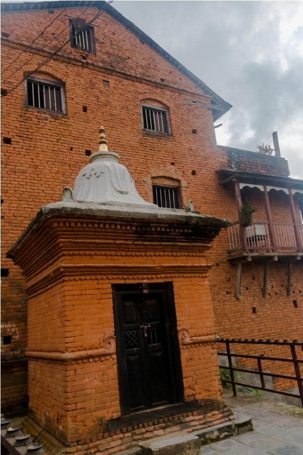 Hindu Temple Heritage area of Offbeat Bandipur, Nepal