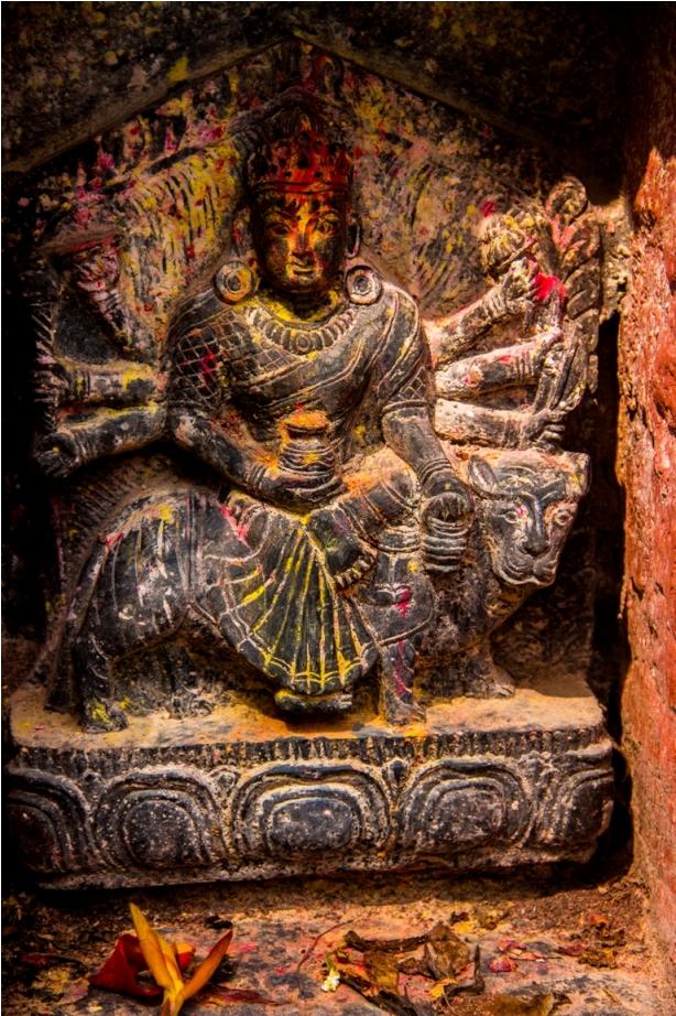 Khadga Devi Hindu Temple. Heritage area of Offbeat Bandipur, Nepal (2)