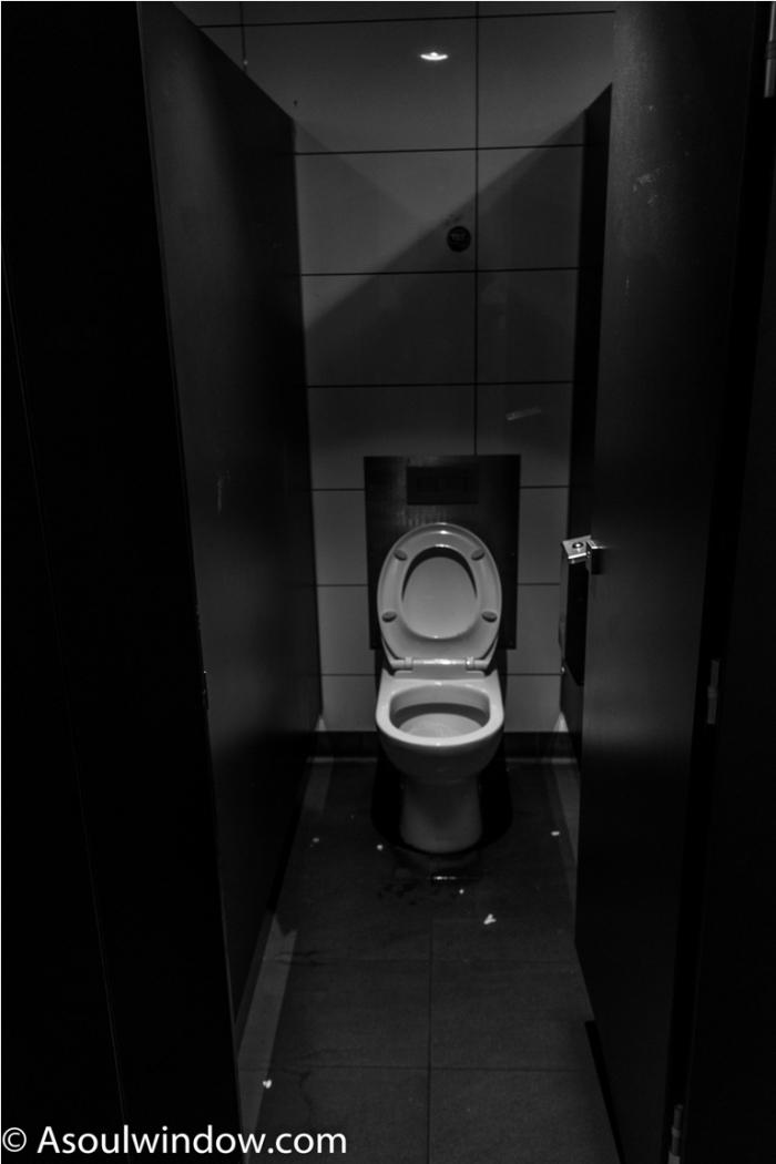 Public Toilet Washroom Melbourne Australia