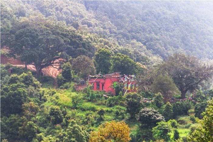 Shakyamunu Buddha Monatary. Heritage area of Offbeat Bandipur, Nepal.jpg