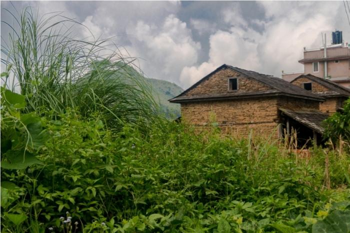 Trek Heritage area of Offbeat Bandipur, Nepal