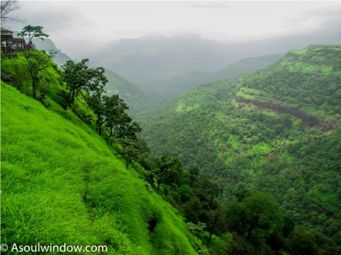 Lonavala Khandala Monsoon Maharashtra Incredible India