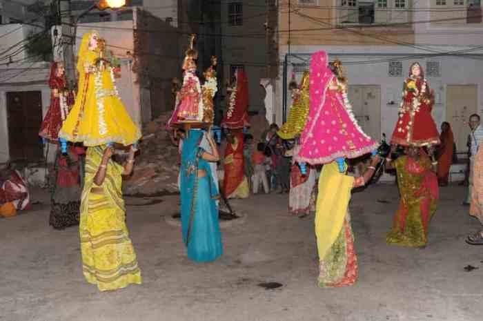 4.Mewar_Gangaur_Festival_Udaipur_India