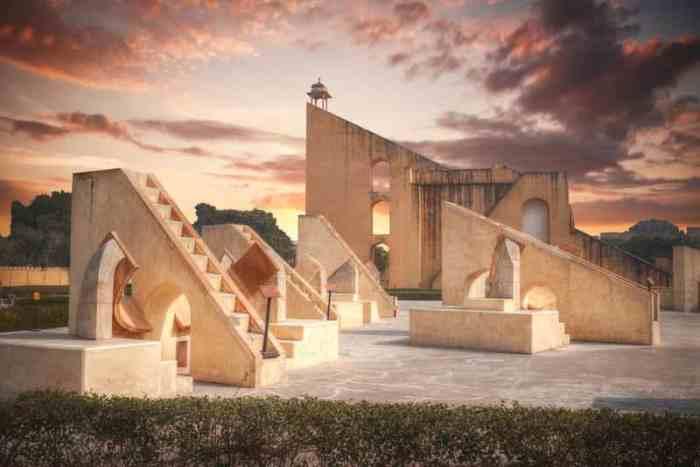 8. The Famous Jantar Mantar
