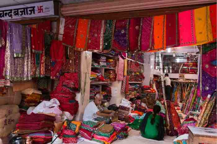 9. Go Shopping in Jaipur
