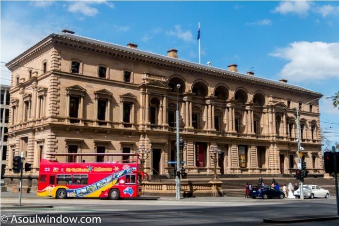 CBD Melbourne Australia Free Tram (2)