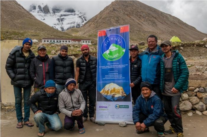 Deraphuk Kailasha Mansarovar Parikrama China Tibet (2)