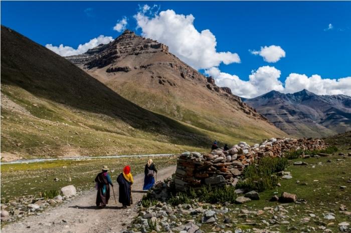 Deraphuk Kailasha Mansarovar Parikrama China Tibet (3)