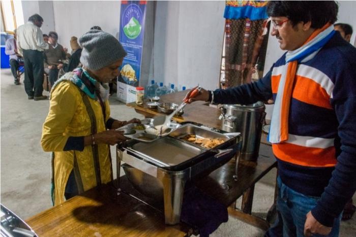 Kyirong Gyirong China Tibet Madhuban Foods