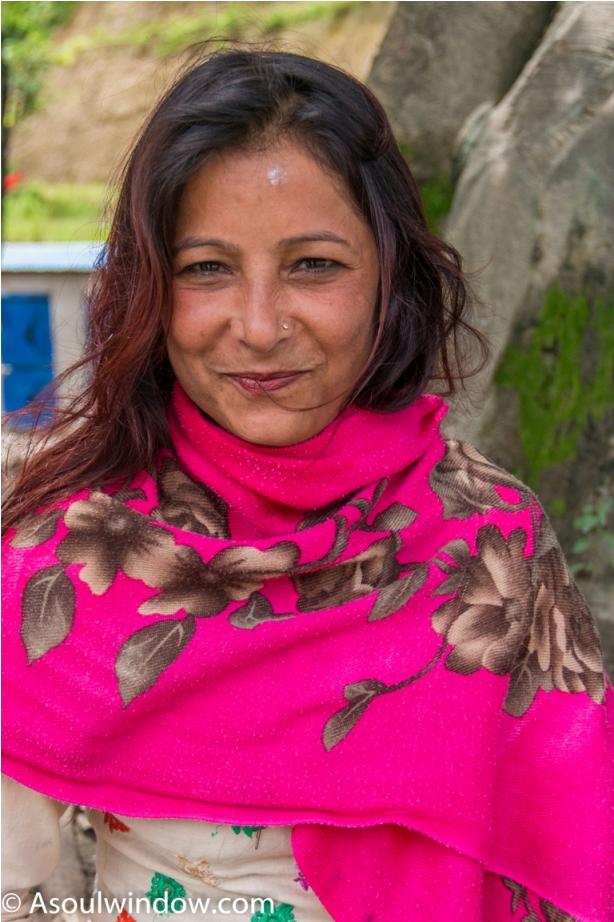 Local women Village of Nepal