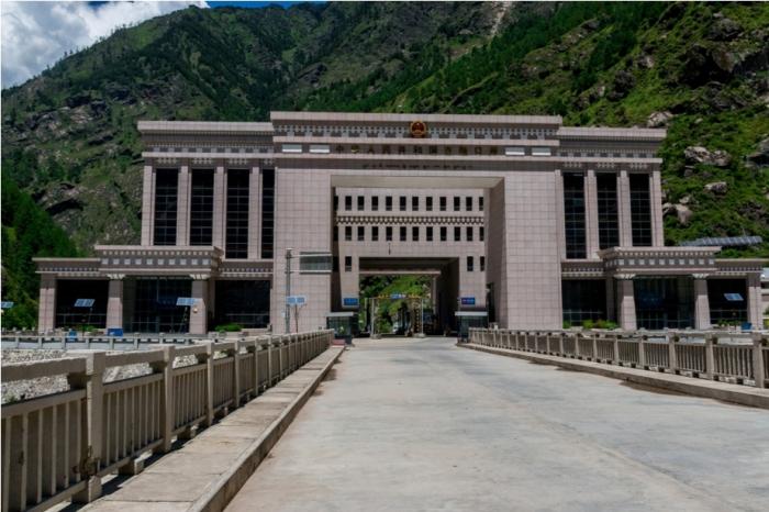 Nepal China Border