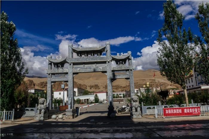 Taklakot Purang Burang China Tibet (2)