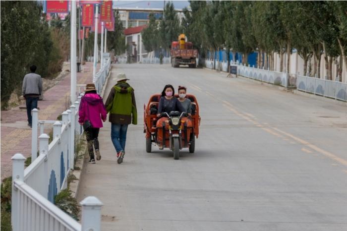 Taklakot Purang Burang China Tibet