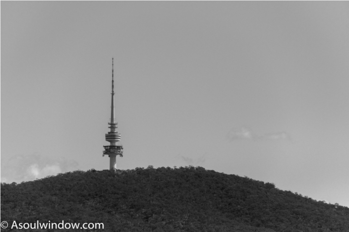 Telstra Tower Lake Burley Griffin Canberra Australia (2)