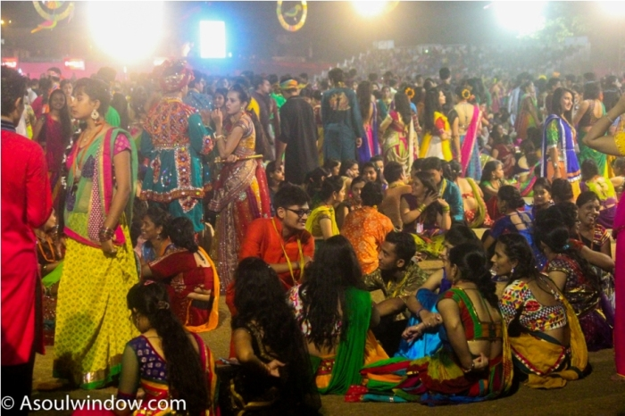 United Way Garba Dance Vadodara Gujarat (4)