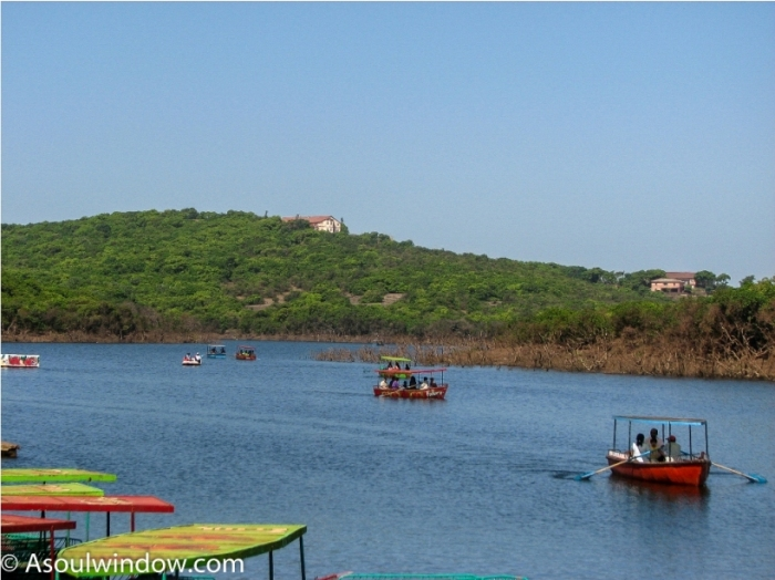 Venna Lake. Mahabaleshwar Maharashtra India