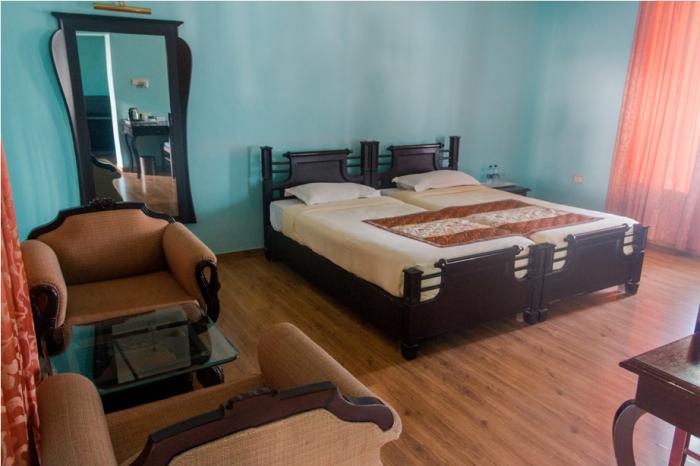 Justa Lake Nahargarh Palace, Chittorgarh Rajasthan India Suite room (6)