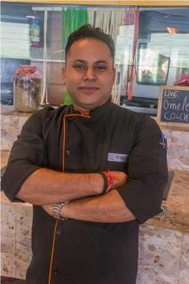 Justa Sajjangarh Resort Hotel Udaipur Food (11)