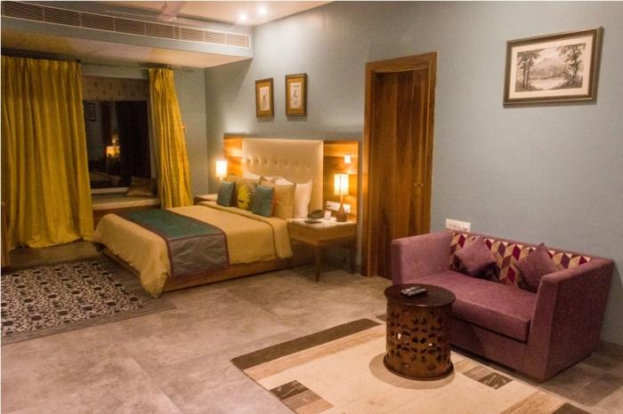 Justa Sajjangarh Resort Hotel Udaipur Food (14)