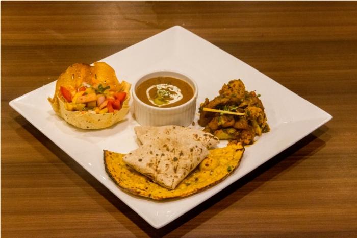 Justa Sajjangarh Resort Hotel Udaipur Food (16)