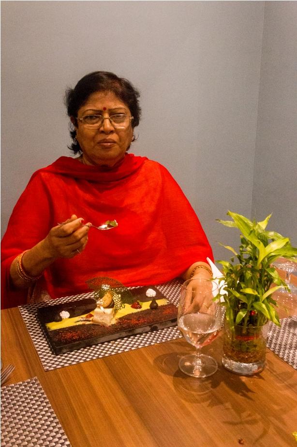 Justa Sajjangarh Resort Hotel Udaipur Food (2)