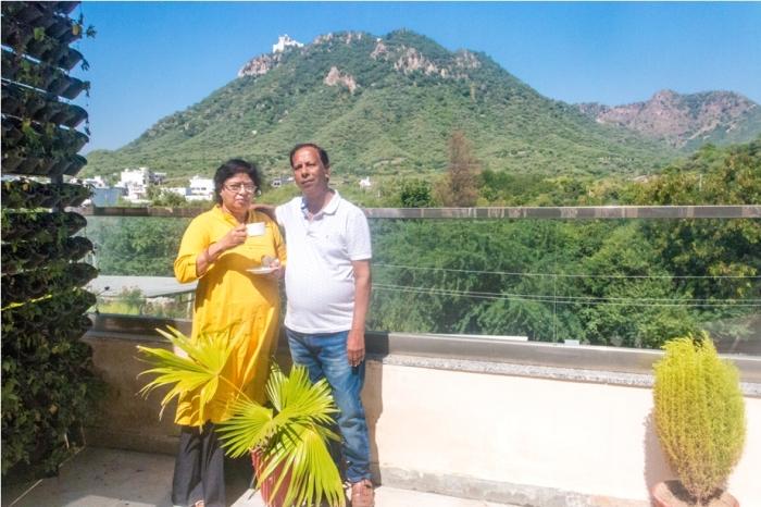 Justa Sajjangarh Resort Hotel Udaipur Food (3)