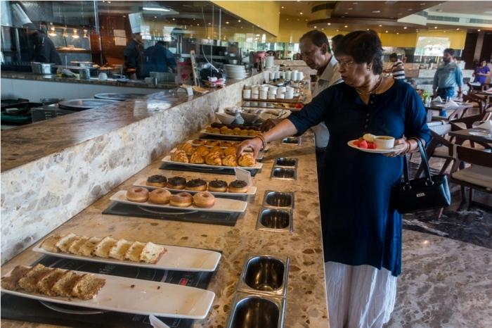 Justa Sajjangarh Resort Hotel Udaipur Food (8)