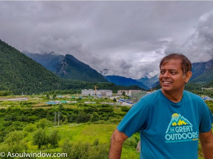 Kailash Mansarovar Yatra Trek China Parikrama Kyirong Gyirong