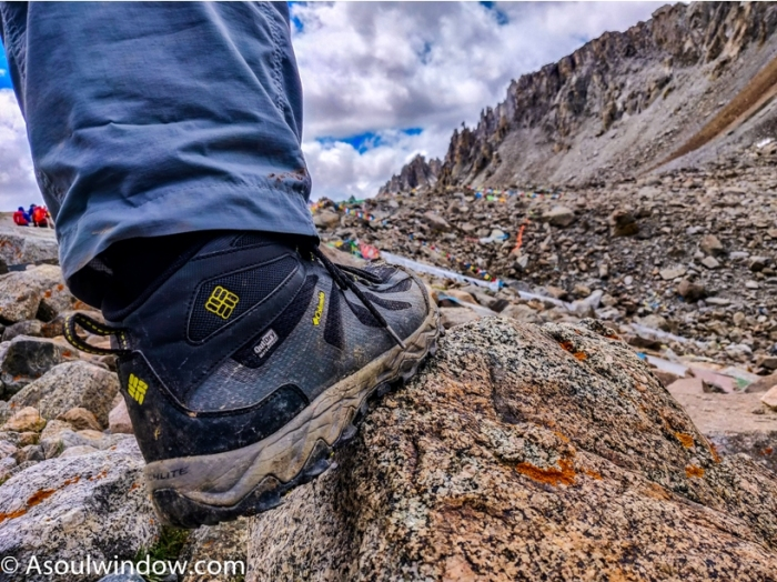 Kailash Mansarovar Yatra Trek China Parikrama shoes