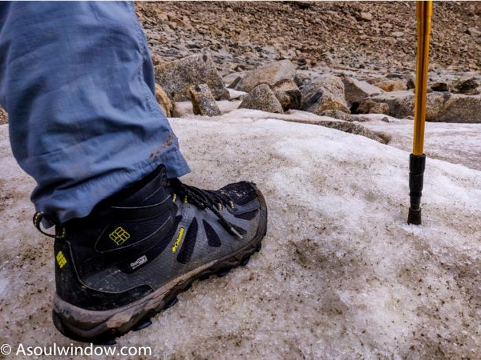 Kailash Mansarovar Yatra Trek China Parikrama snow