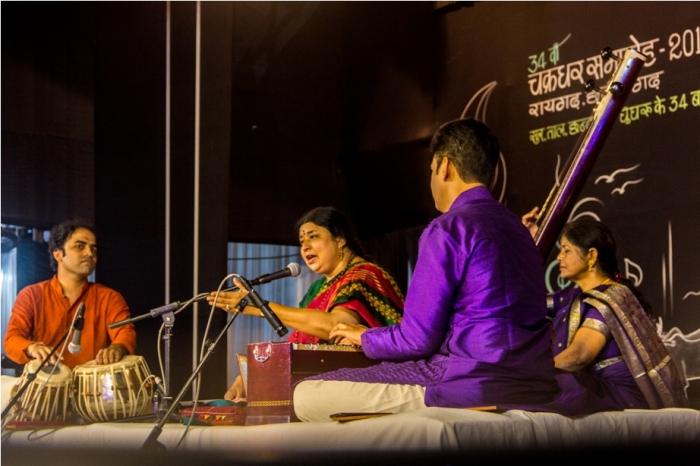 Kalapini Komkali Chakradhar Samaroh Raipur Raigarh Chattisgarh (4)