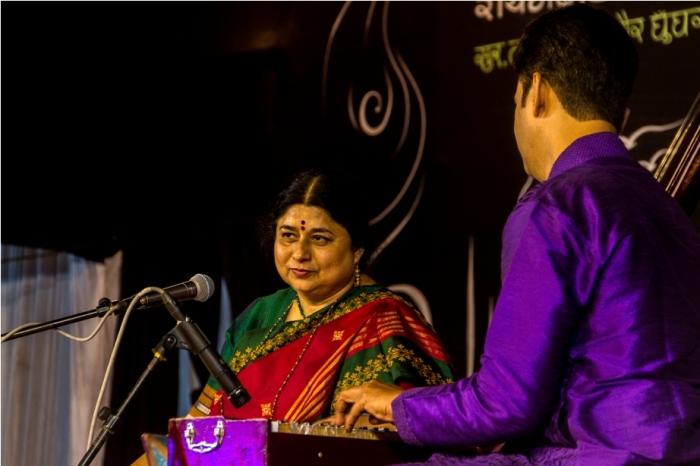 Kalapini Komkali Chakradhar Samaroh Raipur Raigarh Chattisgarh