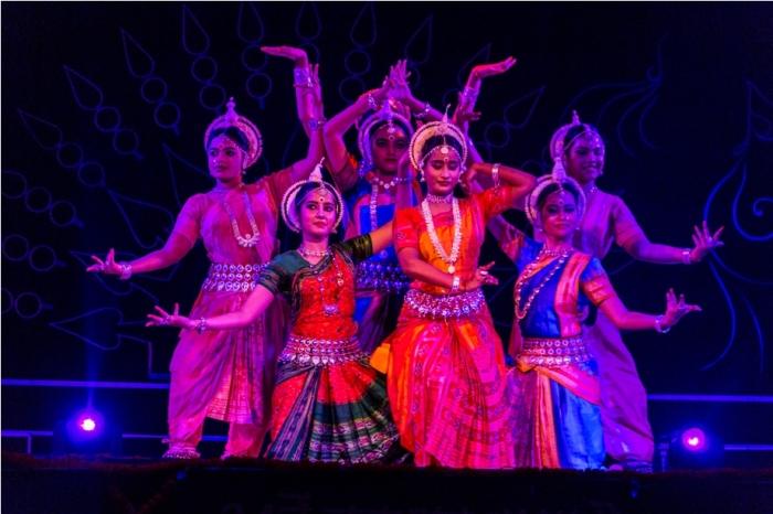 Odishi Dance Chakradhar Samaroh Raipur Raigarh Chattisgarh (2)