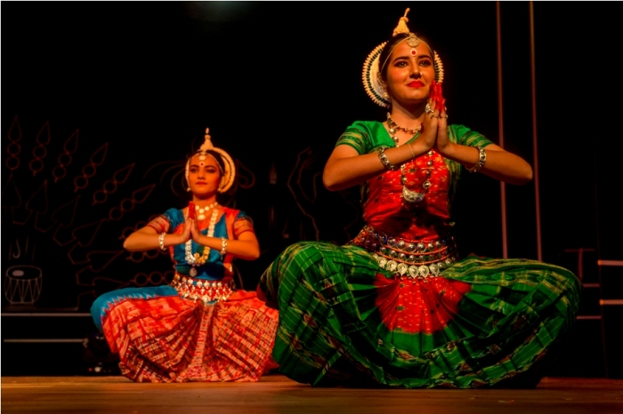 Odishi Dance Chakradhar Samaroh Raipur Raigarh Chattisgarh (8)
